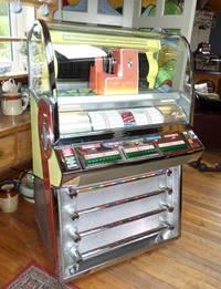 The Beyst Jukebox restored jukeboxes, Lincolnshire England