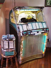 Buy a jukebox from the Beyst Jukebox Company